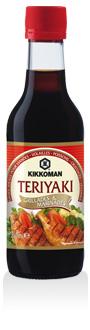 Sauce marinade Teriyaki